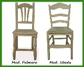 taburete, sillas