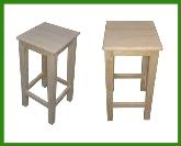 muebles baño rustico, Muebles de madera