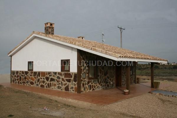 Viviendas rústicas de hormigón  Modular Home