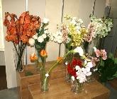Bodas y celebraciones, Floristerías y tiendas de flores