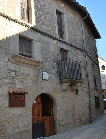 Casa Rural Corvina en la Sierra de Gata