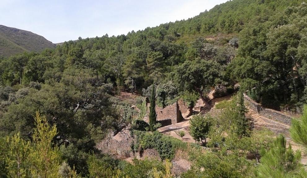 Casa rural en Sierra de Gata