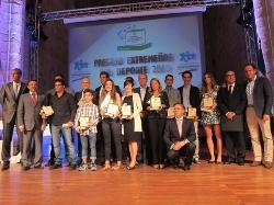 Adelardo Rodríguez, Manolo Flores, Alba Sánchez y Pedro Romero, entre los Premios Extremeños del Deporte