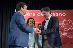 Fernández Vara destaca el papel contribuidor de la cultura al desarrollo de Extremadura