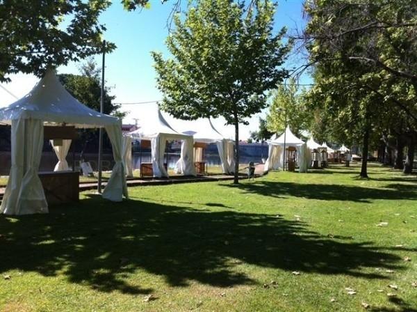 La XVIII Feria Rayana espera atraer 50.000 personas en Moraleja