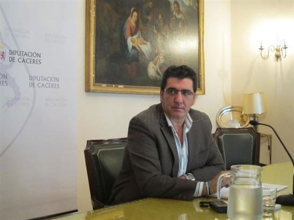 Diputación de Cáceres invierte seis millones de euros en un plan de empleo e infraestructuras en todos los municipios