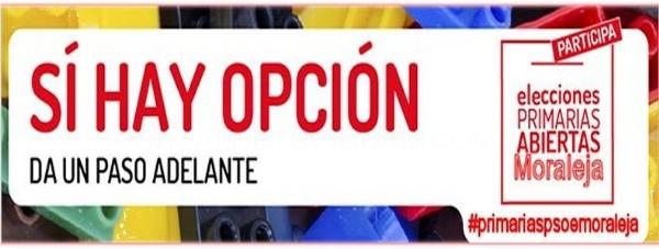 El PSOE de Moraleja da la palabra a los ciudadanos y ciudadanas progresistas para elegir al candidato a la alcaldía.