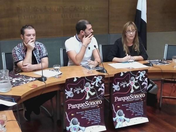 Cultura apuesta por acercar la música de artistas extremeños a los pequeños municipios con la X edición de ParqueSonoro