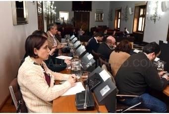 La Diputación informa en Pleno que la Sección Agrícola y Ganadera asume los proyectos de la extinguida Sociedad Agropecuaria