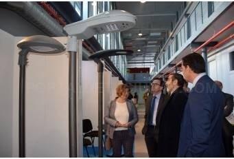 Rosario Cordero destaca el asesoramiento en eficiencia energética a los municipios de la Diputación