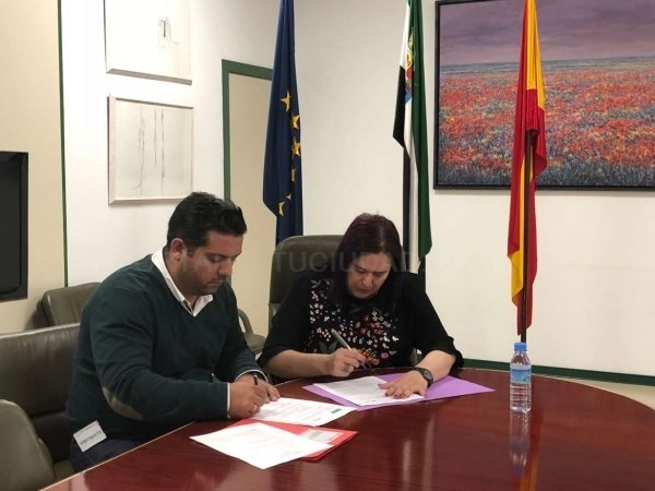 Se amplía el convenio de colaboración con Cruz Roja Española para la prestación de servicios en el 112.
