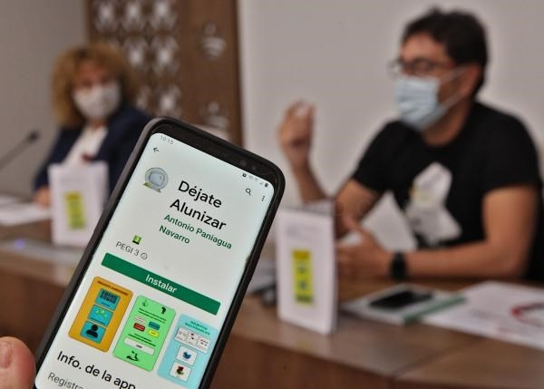 Una App promueve hábitos saludables y sostenibles en el alumnado extremeño