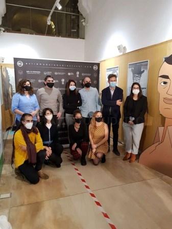 Nuria Flores subraya la importancia del Catálogo Jara en el desarrollo de la industria cinematográfica en Extremadura
