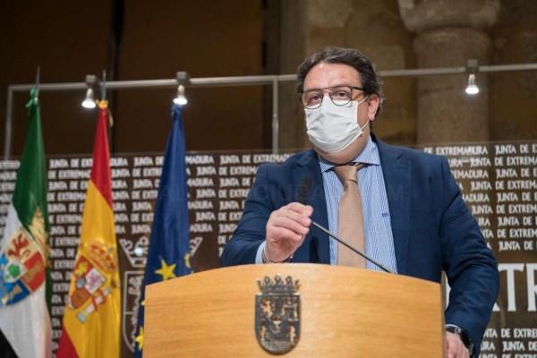 El Consejo de Gobierno acuerda mantener el cierre perimetral de Extremadura durante 14 días más