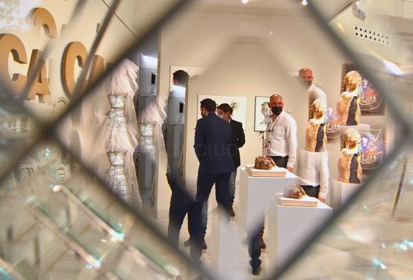 Artistas del Casco Antiguo de Badajoz exponen en la Sala Vaquero Poblador