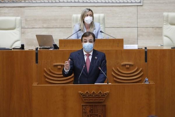 Las inversiones en Extremadura para los próximos años ascenderán a más de 16.000 millones de euros y crearán 20.000 empleos