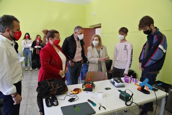 La Diputación de Badajoz y AOEX firman un convenio para el desarrollo de la campaña