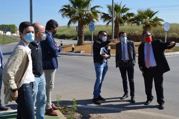 Las obras de la nueva travesía de Almendralejo se prevén adjudicar a principios de verano