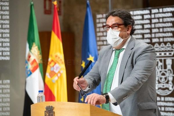 Extremadura baja a 2 el nivel de alerta sanitaria por covid-19 en todo el territorio debido al descenso de la incidencia