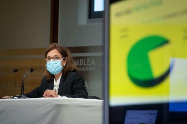 Los Presupuestos Generales de Extremadura para 2022 responden a las necesidades de ciudadanos y empresas y aprovechan el potencial transformador de lo