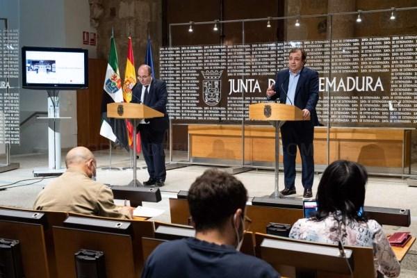 Extremadura recibirá cerca de diez millones de euros en materia de Cultura y Deportes de los Presupuestos Generales del Estado y del 1,5% Cultural