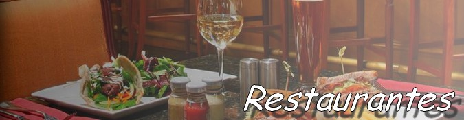 Donde comer, Restaurantes