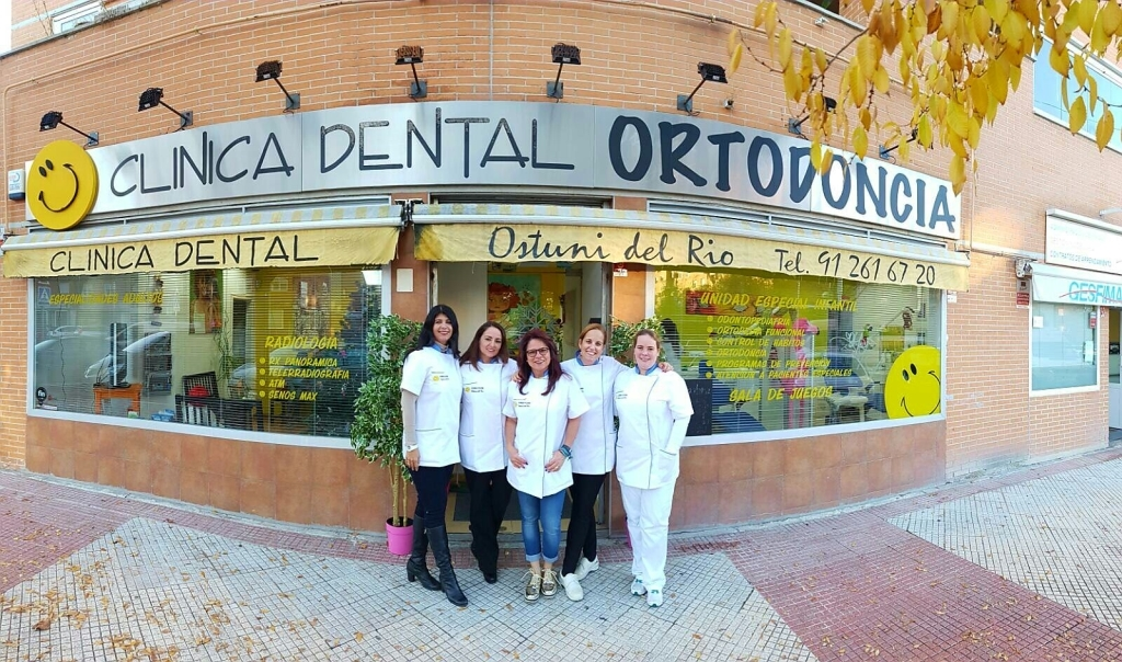 dentista niños alcobendas, estetica dental alcobendas