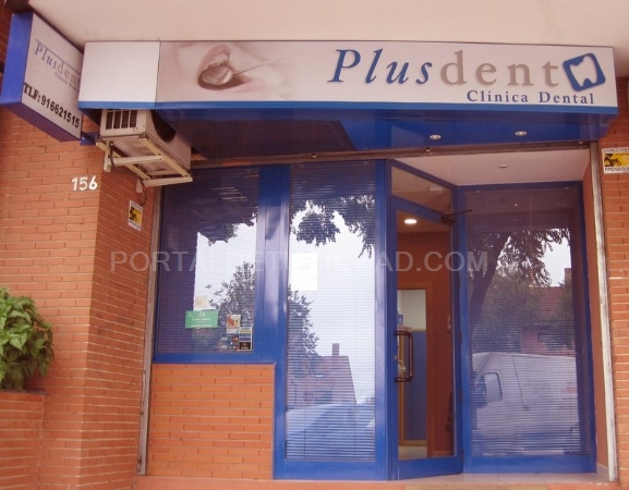 Clínica dental Plusdent - Alcobendas