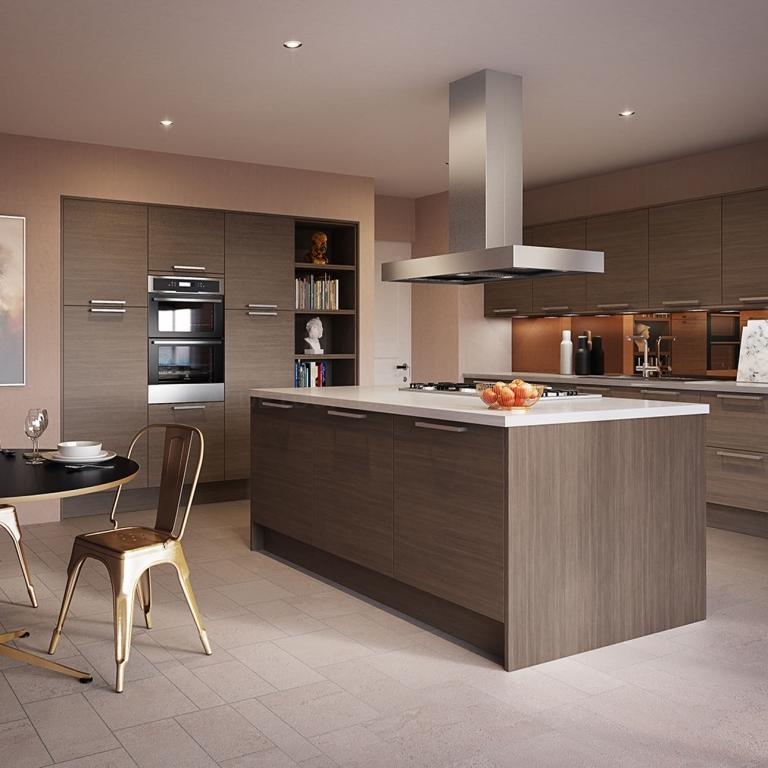 Cocinas nieto alcobendas ba os muebles de cocina y for Disenos para banos y cocinas