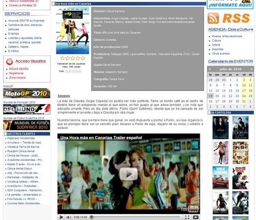 pagina web economica, pagina barata