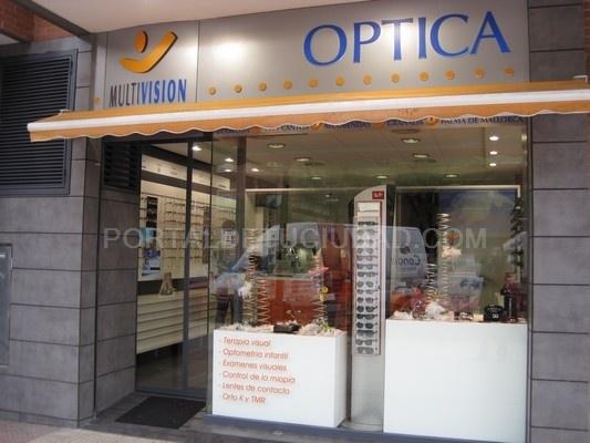 Óptica en Alcobendas - MultiVision