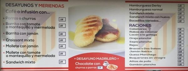 El Derby - Cafeteria en Alcobendas