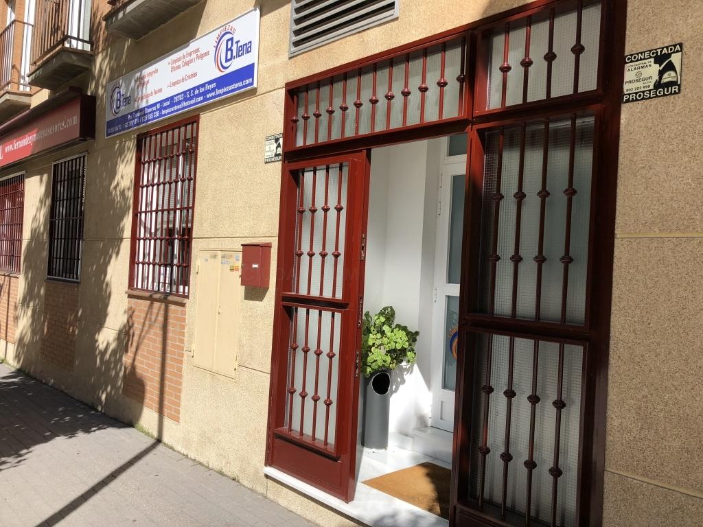 B.Tena - Empresa de limpiezas en Alcobendas