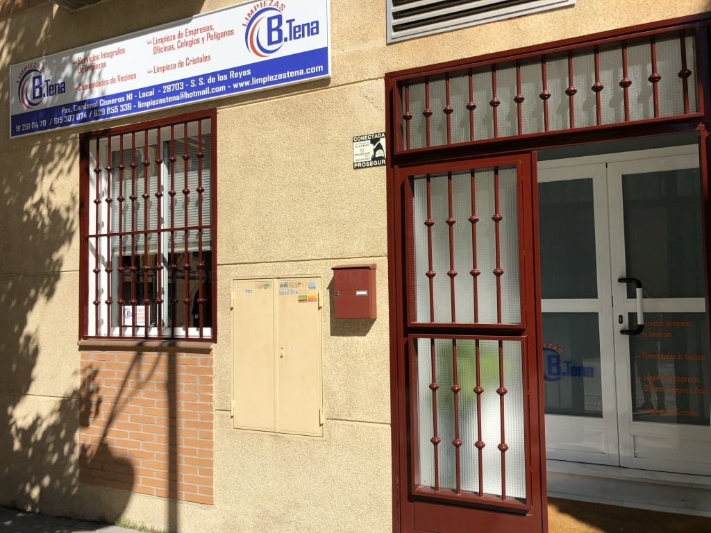 limpieza cristales Alcobendas, limpieza de cristales en Madrid norte