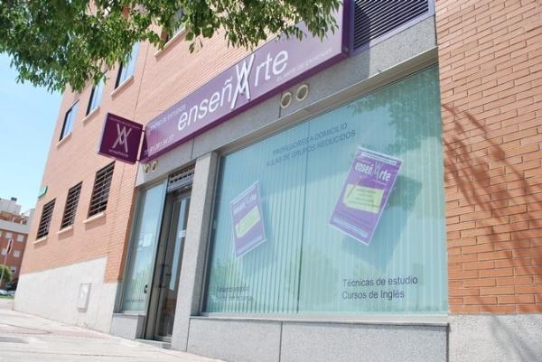 Enseñarte - Academia en Alcobendas, Clases Ingles, Centro de estudios