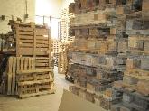 palets reciclados Madrid