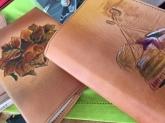 bolsos de caballero a medida en piel, carteras de piel en zona norte