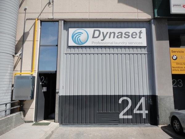 Dynaset - Lavandería Industrial