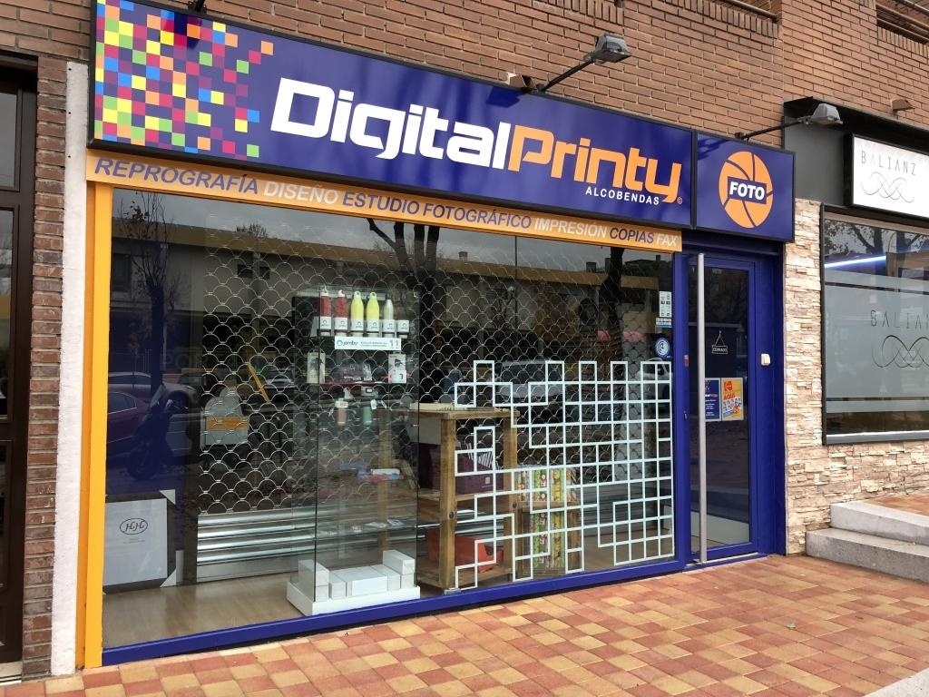 DIgital Printy Alcobendas