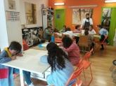 academia de dibujo en alcobendas,  academia de dibujo en sanse