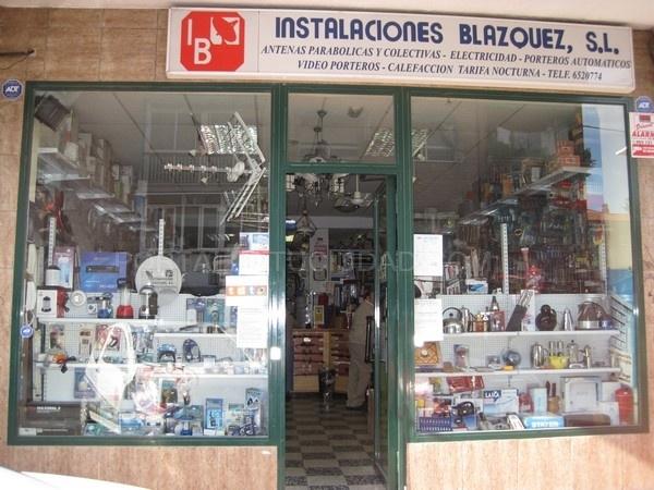 Instalaciones Blázquez, S,L.