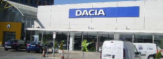 DACIA - Concesionario Alcobendas