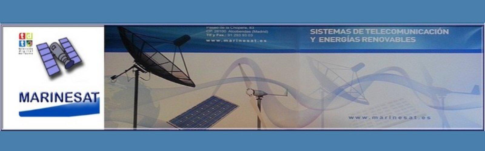 Marinesat – Instalador de antenas, antenas alcobendas