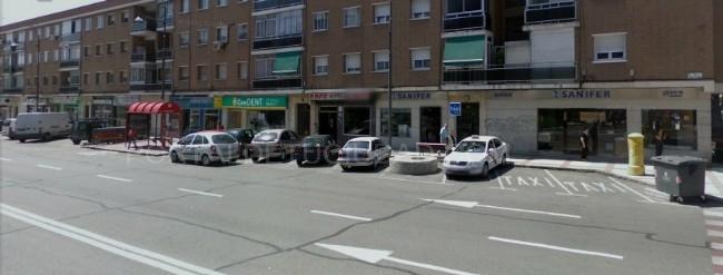 Paradas de taxi en Alcobendas - Paradas de Taxi