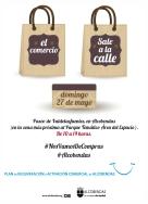 'El comercio sale a la calle' en Alcobendas