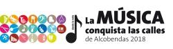 LA MUSICA CONQUISTA LAS CALLES DE ALCOBENDAS