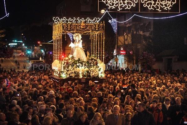 Alcobendas celebra sus fiestas patronales en honor a la virgen de la paz noticias de - Fiestas en alcobendas ...