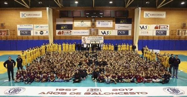 Doble derbi madrileño para el baloncesto de Alcobendas