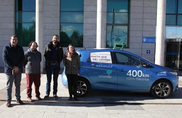 La ruta 'Mi ciudad inteligente' llega a Alcobendas para conocer las iniciativas municipales 'smart city'