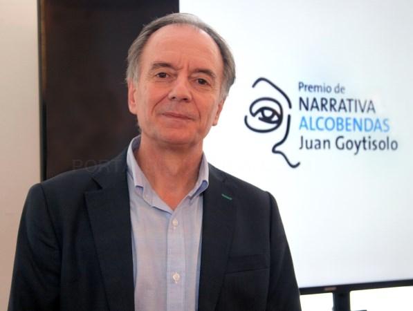 ANTONIO SOLER ES EL GANADOR DEL I PREMIO DE NARRATIVA ALCOBENDAS JUAN GOYTISOLO
